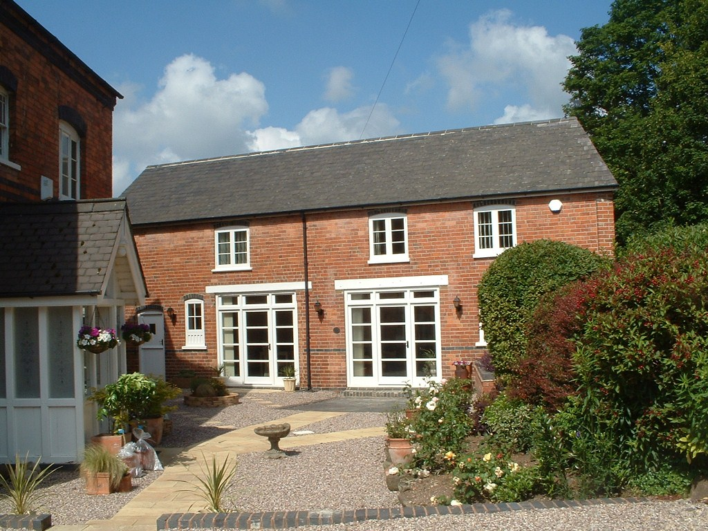 The Coach House - Front (1)