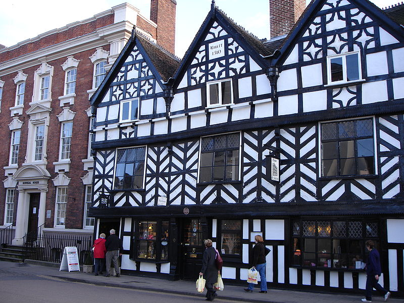The Tudor of Lichfield