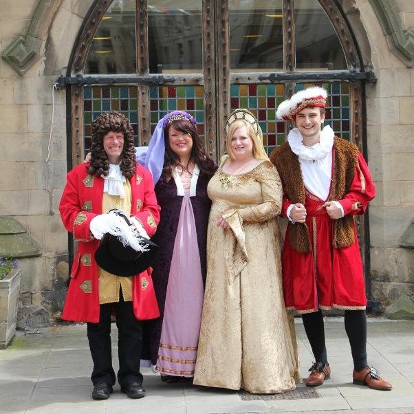 """""""Lichfield Heritage Weekend"""""""